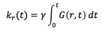 equation for k-space