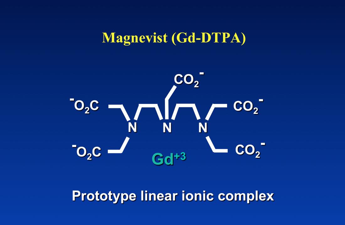 Magnevist (Gd-DTPA)